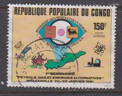 CONGO, USED STAMP, OBLITERÉ, SELLO USADO - Congo - Brazzaville