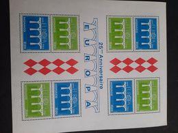 Blocs Et Feuillets Monaco  Neuf - Stamps