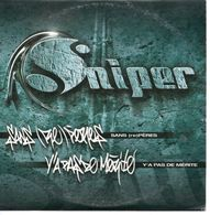 SNIPER - SANS REPÈRES - Rap & Hip Hop