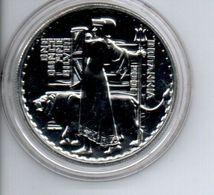 Großbritannien 2001 Britannia, Silber, 2 Pfund, 1 Unze Oz Once, Great Britain, Grande-bretagne - 1971-… : Monnaies Décimales