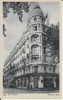 Cpa Gris-bleu -VICHY-03-Hôtel Du Parc-écrite Dos-lire Courrier André Malraux ? - Vichy