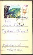 POLAND - LYNH - 1976 - Raubkatzen