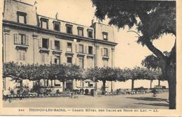 CPA 74 THONON LES BAINS GRAND HOTEL - Thonon-les-Bains