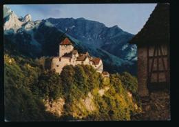 Liechtenstein - Schloss Vaduz Mit Rappenstein [Z08-0.007 - Liechtenstein