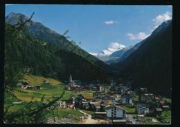 Saas-Almagell - Wallis [Z08-0.231 - Suisse