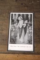 1919 Gendarm Wachtmeester + Vilvoorde Janssens St Laureins - Religion &  Esoterik