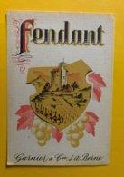 11695 -  Fendant  Garnier Berne - Etiquetas