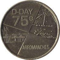 2019 AB 105 - ARROMANCHES-LES-BAINS - Musée Du Débarquement 5 (75e Anniversaire) / ARTHUS BERTRAND - 2019