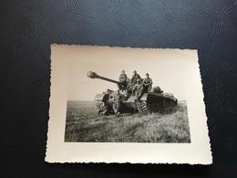 Guerre D'Algerie 1957 -  Colonne Chars M24 & Tankistes - Guerre, Militaire