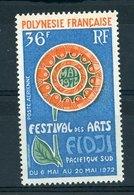 Polynésie  -  1972  -  Avion  :  Yv  63  ** - Unused Stamps