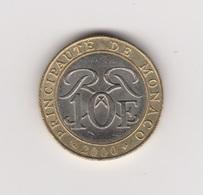 10 FRANCS 2000 - 1960-2001 Francos Nuevos
