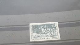 LOT505221 TIMBRE DE FRANCE NEUF** LUXE NON DENTELE N°1406 VALEUR 30 EUROS - France