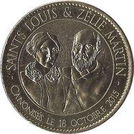 2016 AB111 - LISIEUX 8 - Louis Et Zélie Martin (Canonisés Le 18 Octobre 2005) / ARTHUS BERTRAND - 2016