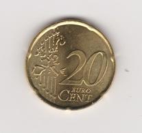 20 EURO CENTS 2003 RAINIER III - Monaco