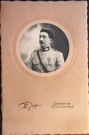 Photo, Soldat, Photographe E.Juge, Constantine ALGERIE, Format 11 X 16,5 Cms - Guerre, Militaire