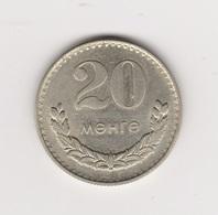 20 MONGO 1977 - Mongolia