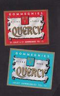 Ancienne étiquette Alcool France Bière Quercy - Bier