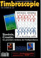 Timbroscopie N.84 Octobre 1991,météores De Bruxelles,marques FFI,poste Aero 1.50F De 1930,St.Pierre Et Miquelon - Français (àpd. 1941)