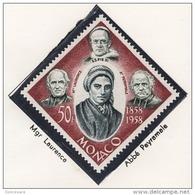 MONACO 1958 -  N° 501 - NEUF ** - Unused Stamps