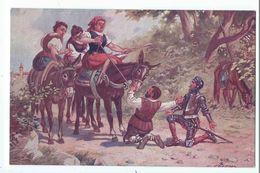 Don Quijote De La Mancha - Dulcinea Encantada - Edicion Casanovas N°16 - Other