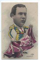 Corrida : Caricatura Del Torero Bonarillo - Dibujo De Verdugo - Spain