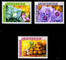 LIECHTENSTEIN 1986 Nr 904-906 Postfrisch SB462B2 - Liechtenstein