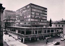 St Gallen, St Leonhardstrasse, Migros-Markt (32654) 10x15 - SG St. Gall