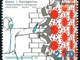 2020 Covid - 19, Bosnia And Herzegovina, MNH - Bosnie-Herzegovine