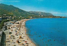 CEFALÚ-PALERMO-LUNGOMARE-CARTOLINA VERA FOTOGRAFIA- VIAGGIATA IL 11-9-1987 - Palermo