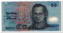 THAILAND,50 BAHT,1997,P.102,POLYMER,VF - Tailandia