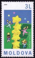 Moldavie - Europa CEPT 2000 - Yvert Nr. 313 - Michel Nr. 363  ** - 2000
