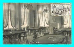 A850 / 039 76 - FORGES LES EAUX Salle De Baccarat - Forges Les Eaux