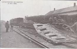 Contich (Catastrophe De 21 Mai 1908) - Kontich