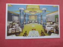 Empire Room  Rice Hotel Texas > Houston>  Ref 4143 - Houston