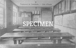 Pensionnat De Clemskerke  - Salle D'Etudes  - Klemskerke - De Haan