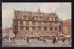 Coburg Markt Mit Regierungsgebäude - Sin Clasificación