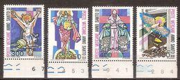 """(Fb).Vaticano.1983.""""Anno Santo"""".Serie Completa 4 Val Nuovi,integri (199-18) - Vatikan"""