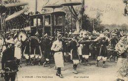 ANNAM  Fete Nam Glao Char Imperial RV - Viêt-Nam