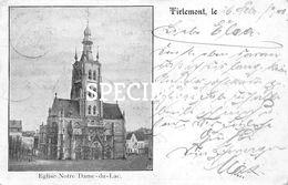 Eglise N.D. Du Lac - Tirlemont - Tienen - Tienen