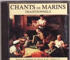 CD CHANTS DE MARINS Etat: TTB Port 105 Gr - Musiques Du Monde