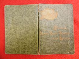 GUIDE 1898 LUCERNE LAC DES QUATRE CANTONS ET SES ENVIRONS - Voyages