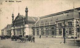La  Gare -  MALINES MECHELEN // ANTWERPEN ANVERS - Mechelen