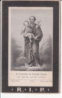 Maria Catharina Josepha Lefever (1807-1883) - Images Religieuses