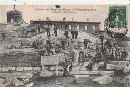 Sommet Du Puy De Dôme Et L'Observatoire - Unclassified