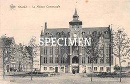 La Maison Communale  - Knocke - Knokke - Knokke