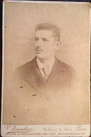 PHOTO 1894?,Victor PANNELIER, Photographe ( Paris 75014) Médaillés Expo 1880-1885-1889,Palmes Académiques 1892 - Fotos