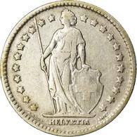 Monnaie, Suisse, Franc, 1906, Bern, TTB, Argent, KM:24 - Suisse