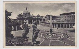 Vatikan 1930 S/w AK Nach Nürnberg - Vatican