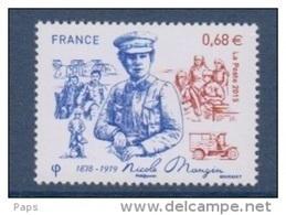 2015-N°4936** N.MANGIN - Unused Stamps