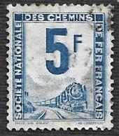 PETITS COLIS  1944  - YT  4  - Oblitéré - Colis Postaux